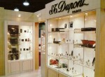 ST Dupont Booth