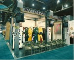 Shabazz Brothers Booth